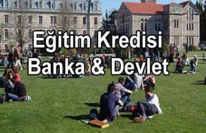 2 Yıl Ödemesiz Eğitim Öğrenci Kredisi (Üniversitelere Özel)