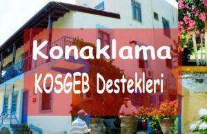 Apart ve Otel KOSGEB Devlet Desteklemeleri Nelerdir?
