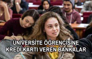 Üniversite Öğrencilerine Aidatsız Kredi Kartı (YENİ KAMPANYALAR)