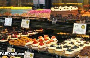 Butik Pastane Açmak İçin Neler Gerekli? (İzinler-Evraklar-KOSGEB)