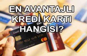 5 Hangi Kredi Kartı Daha En Avantajlı Biliyor Musunuz?