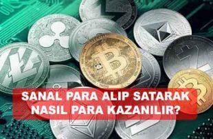 1 Defada Sanal Para Alıp Satarak Para Kazanma (Bitcoin Waves Link)