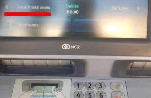 12 Ay Vadeli Kredi Kartından Taksitli Nakit Avans (Faiz Oranları)