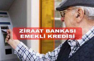 Ziraat Bankası Emekliye Kredi Müjdesi (Düşük Faiz Ayrıcalığı)