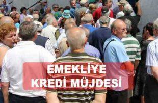 İcralık Hacizli Emekliye PTT'den Kredi Müjdesi (GÖZÜNÜZ AYDIN)