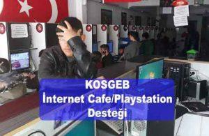 KOSGEB İnternet Cafe Oyun Salonu NACE Kodu (İş Planı Örneği)