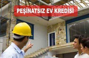 Hiç Peşinatsız Evin Tamamına Kredi Veren Bankalar