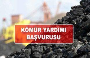 Devletten Yakacak Kömür Yardımı Başvurusu (Ne Zaman Dağıtılacak)