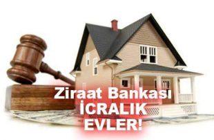 7 Dk'da Ziraat Bankası İcralık Evlerin İhalesine Katılma