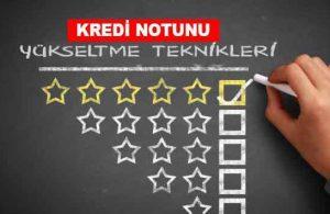 3 Ayda Kredi Notunu Hızlı Yükseltme Hilesi Nedir?