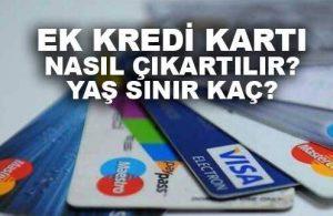 Ek Banka Para İle Kredi Kartı Nasıl Çıkartılır?