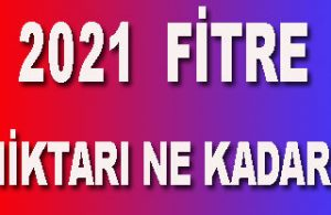 2021 Fitre Miktarı Ne Kadar? Kimlere Ve Ne Zaman Verilir?