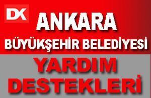 Ankara Büyükşehir Belediyesi Nakdi Yardım Başvurusu Formu
