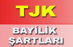 TJK Bayilik Şartları Kâr Oranları (Başvuru Formu)